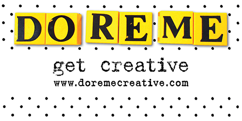 Do Re Me Creative logo