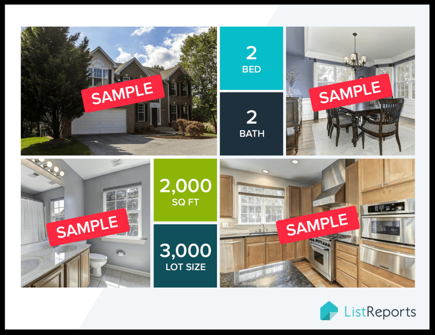 Real Estate Pre-Listing Presentations | ListReports | Page 2