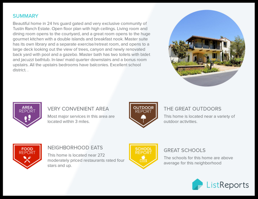 Real Estate Pre-Listing Presentations | ListReports | Page 4