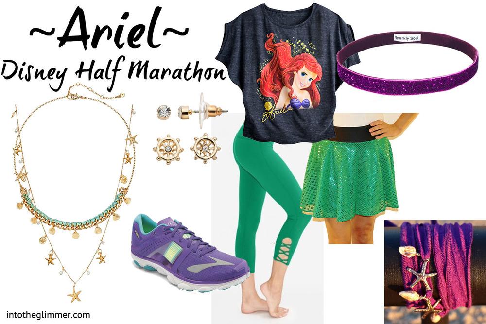 disney-half-marathon-ariel-costume