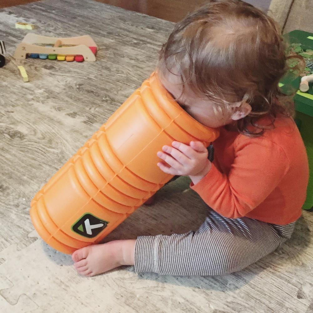 It's a megaphone!