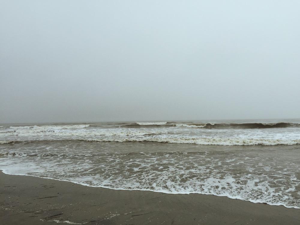 More crazy waves