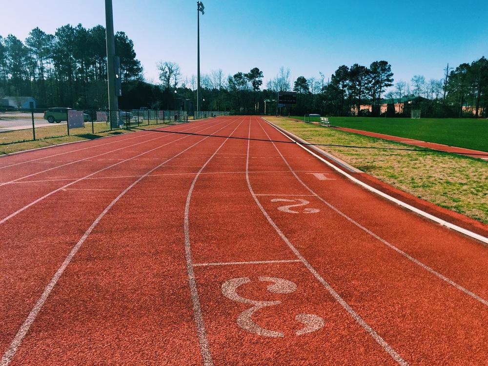 Track thursday