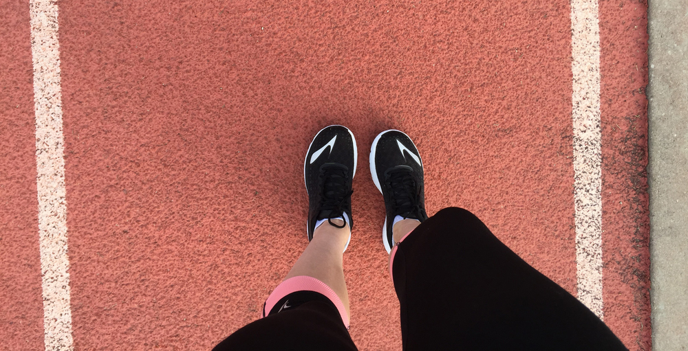 running-shoes-track-workout