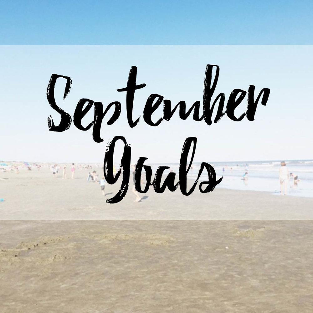 september-goals