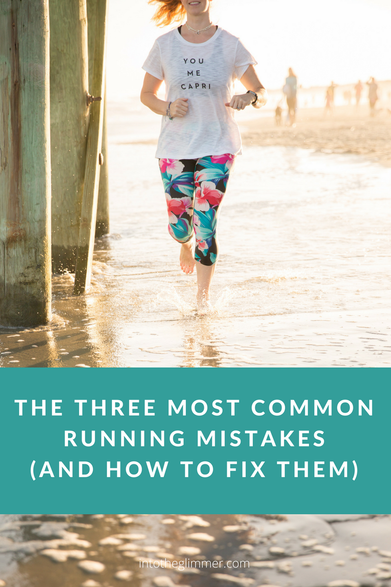 common running mistakes pin it