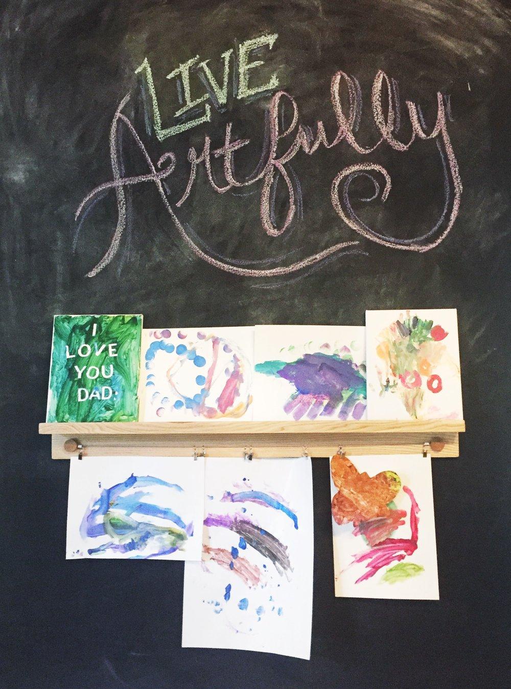 live artfully