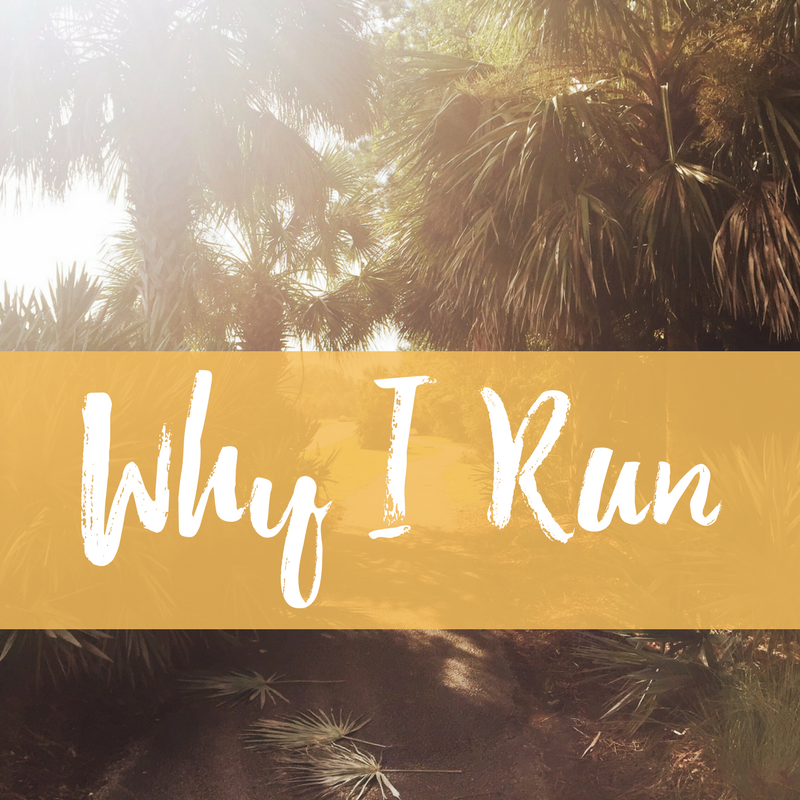 why i run heading image