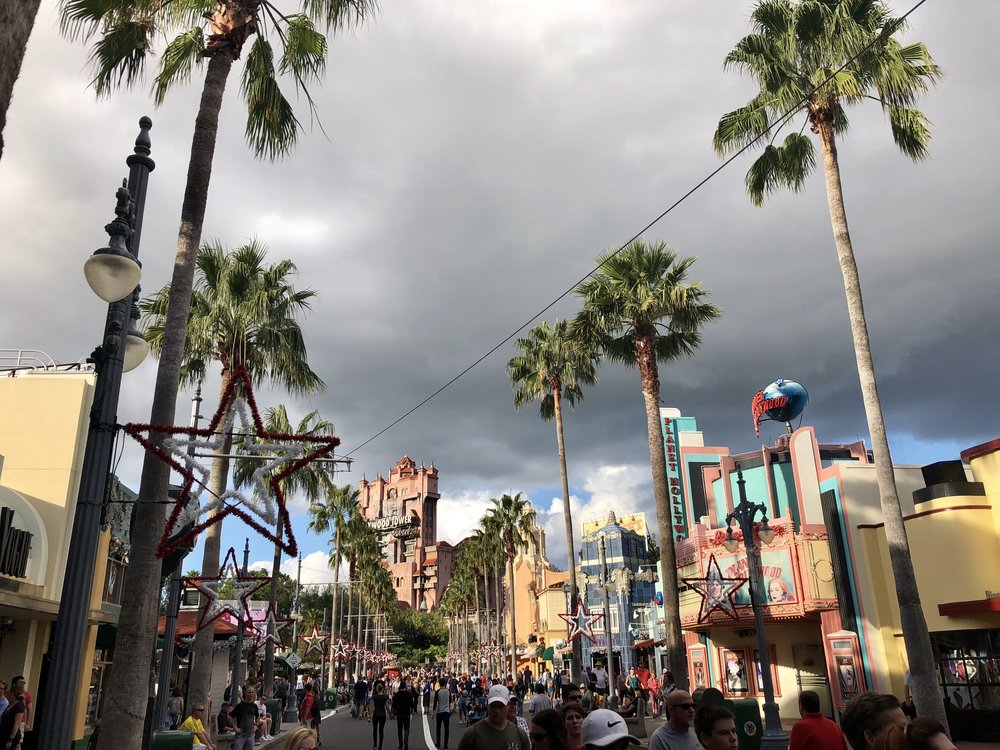 Hollywood studios - my new favorite disney park