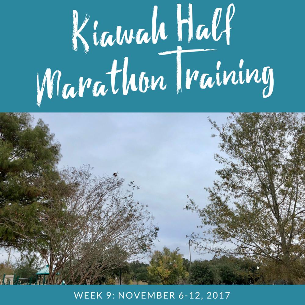 Kiawah week 9