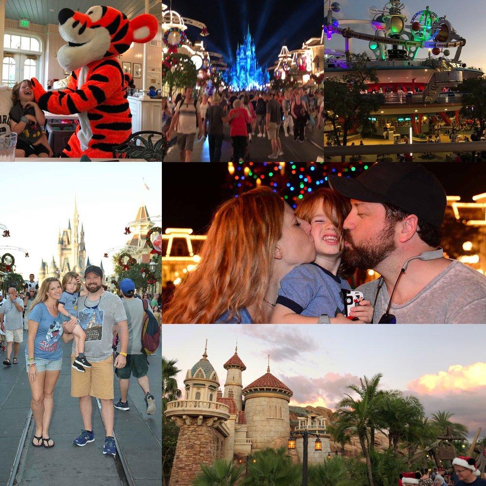 Magic Kingdom fun