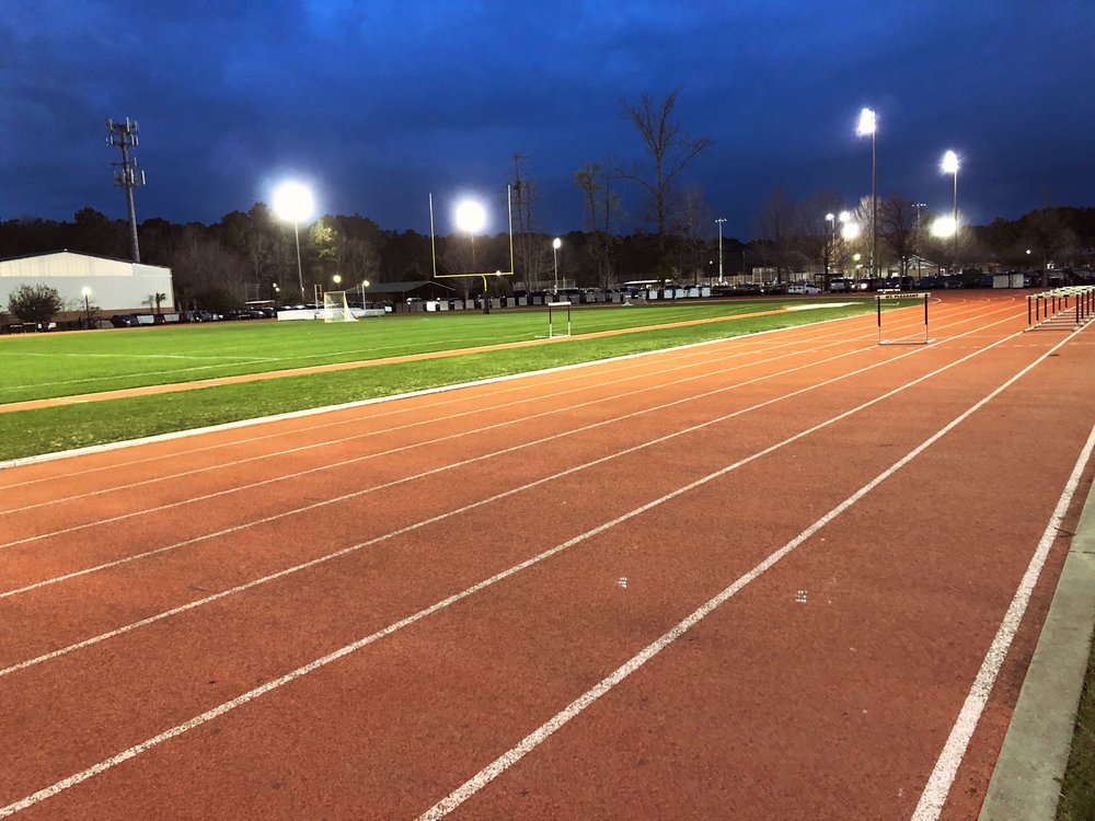 My first track workout in a year(ish)