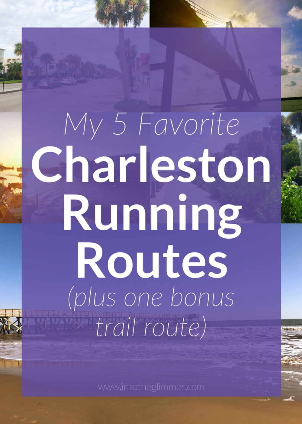 5 FAVORITE CHARLESTON RUN ROUTES