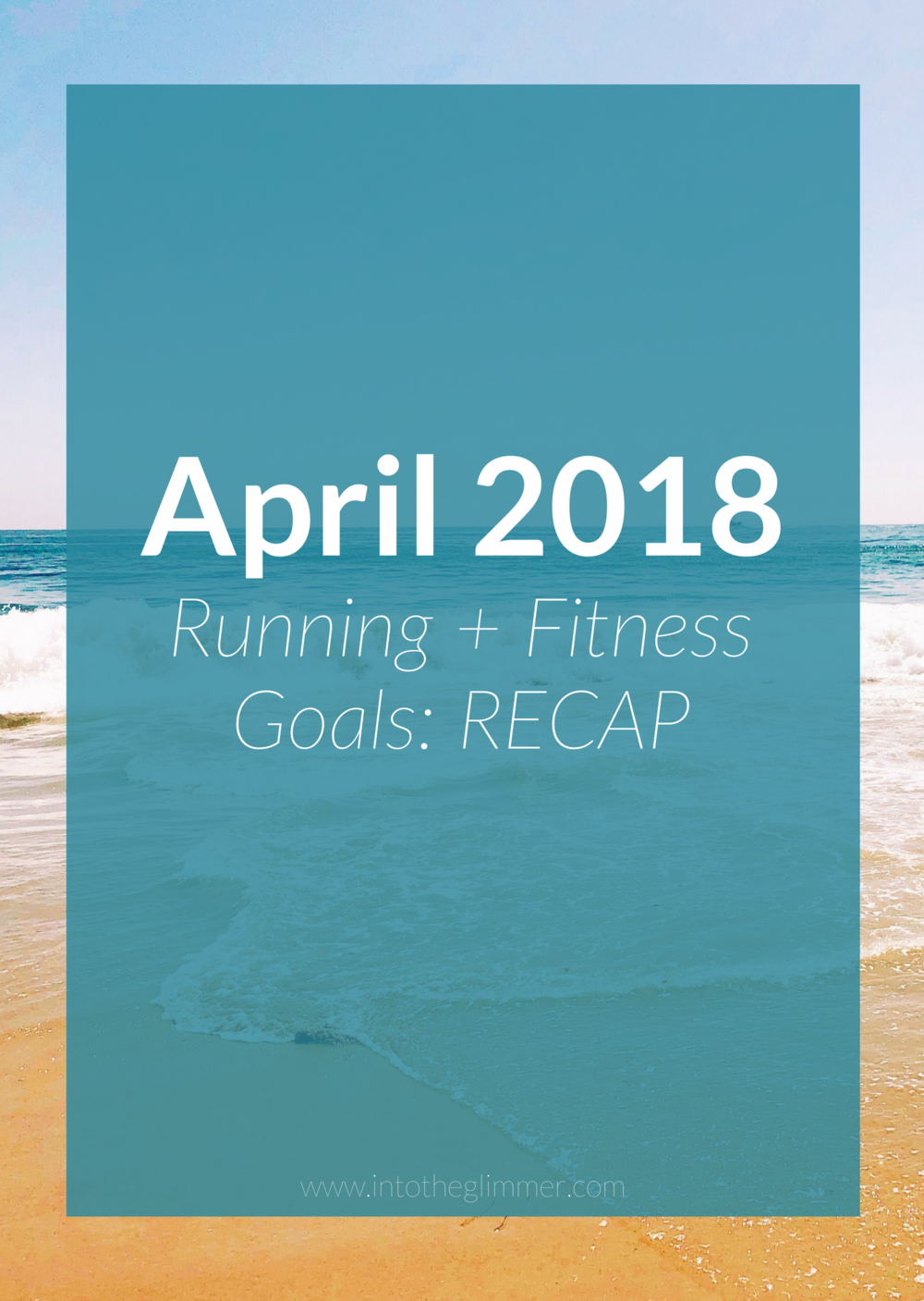 April-Running-Recap