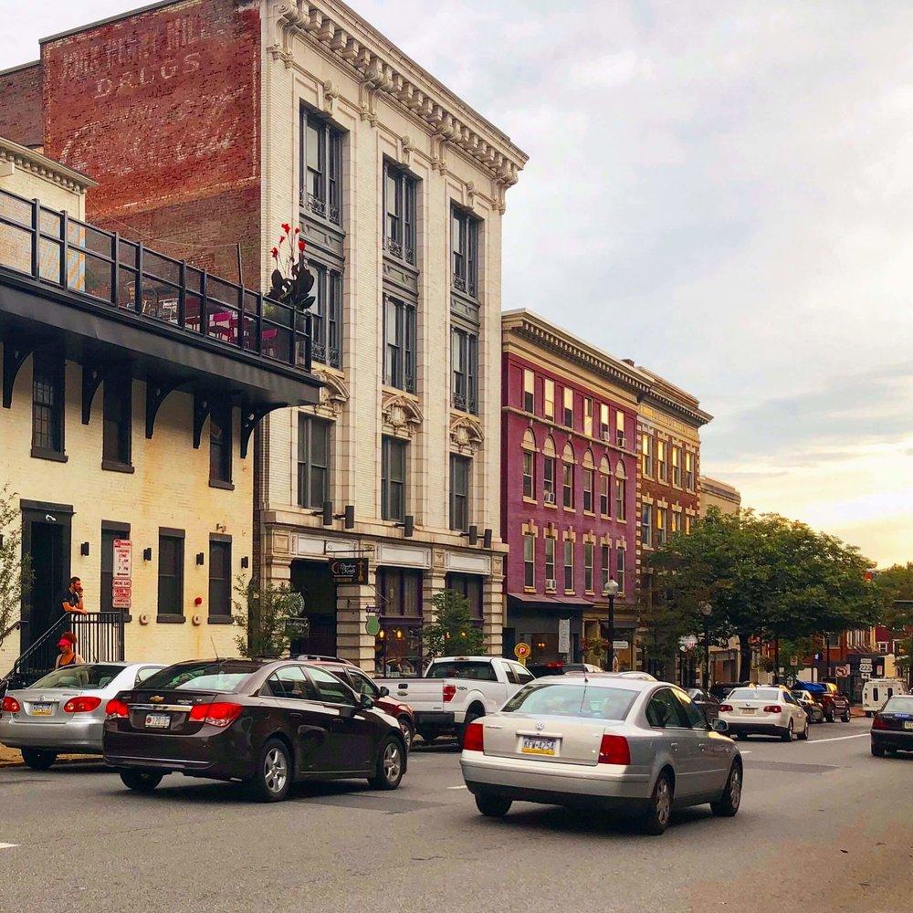 West Orange Street
