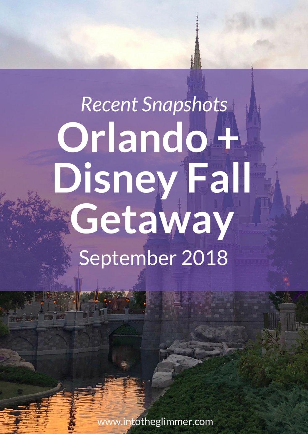 Orlando and Disney Getaway Snapshots #disney #mickeysnotsoscaryhalloweenparty