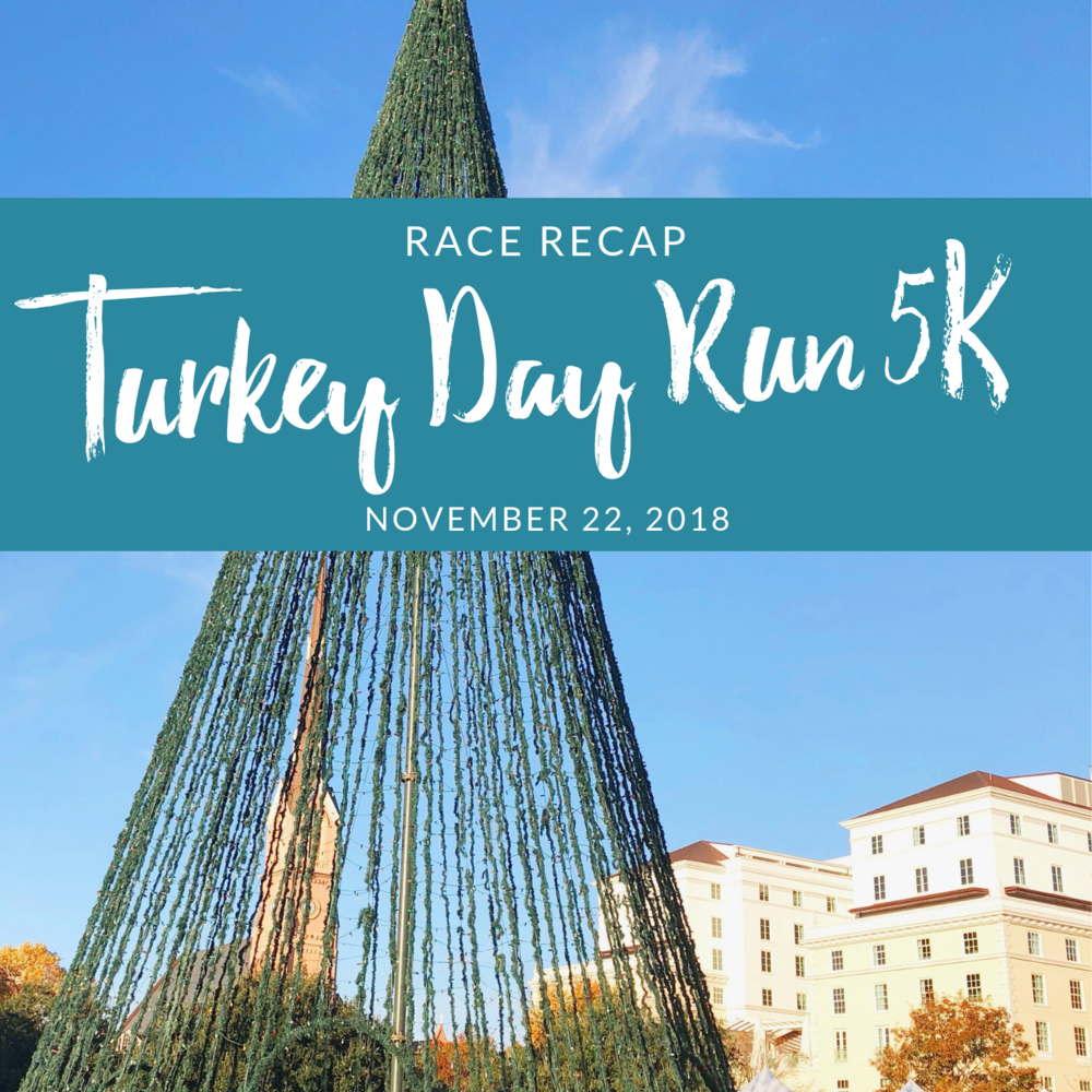 Turkey Day 5K 2018
