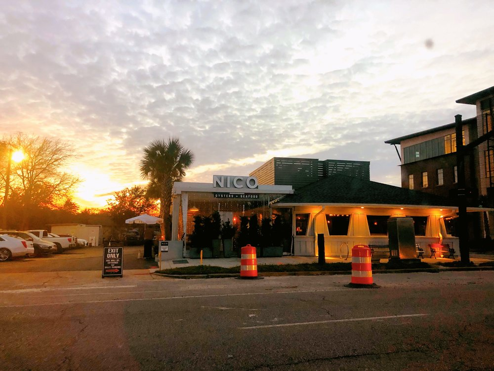 Nico - probably one of my favorite restaurants in Charleston/Mount Pleasant