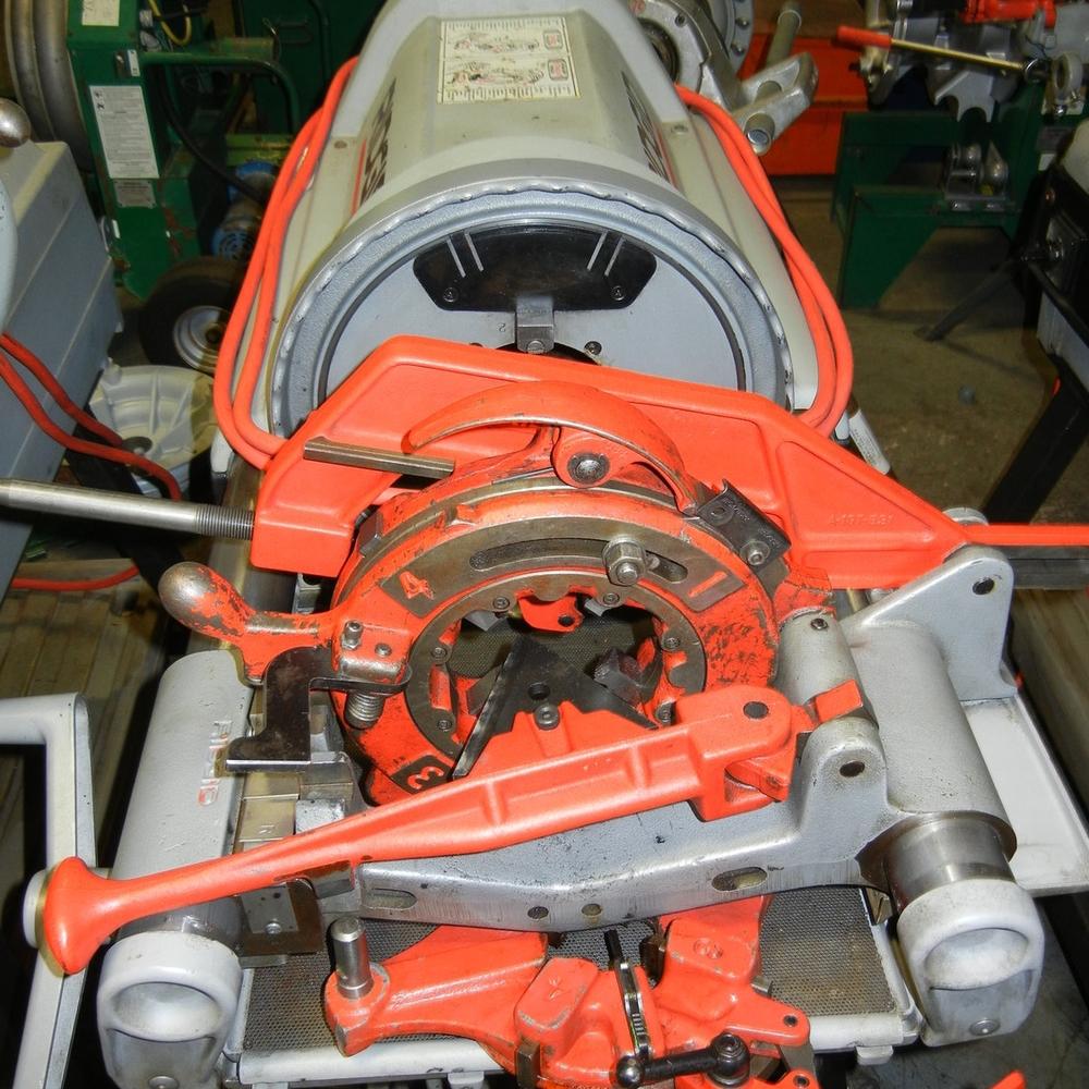 INVENTORY — McRae Equipment Co.