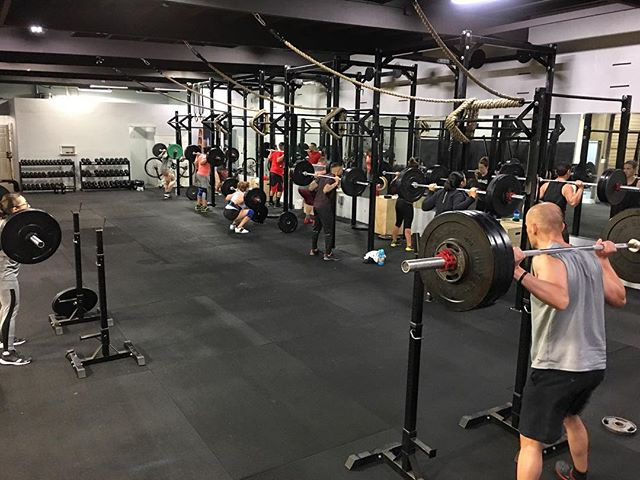 #cleangym #happygym When the spirit moves YOU, you must jump in! This CrossFit crew is all about their strength and we'd love for you to join us. 3-Day trials are available by emailing info@smashgymshayward.com #Spirit #Heart #Fun #CrossFit  #VisionAboveAll