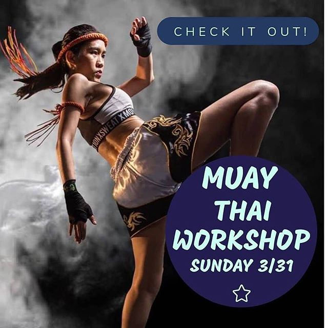 MARK YOUR CALENDARS - Our next Muay Thai workshop is coming up in 3 weeks!  SUNDAY MARCH 31ST  9am-11am  Smash Gyms Hayward - Fitness 28460 Hesperian Blvd Hayward CA *This is gonna be an extra special event, so keep your eyes open! More details to follow 😉  #muaythai #strengthandconditioning #boxing #smashgym #muaythaitraining #muaythaiworkshop #smashgymshayward #fightlikeagirl #beginnerfriendly  @SmashGymsHayward  @lydiaceline