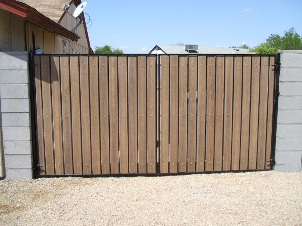 12 Rv Gate East Valley Fencing