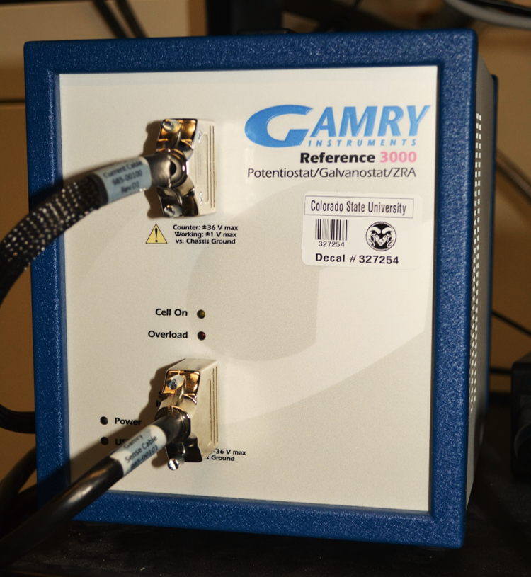 Gamry Reference 3000 Potentiostat