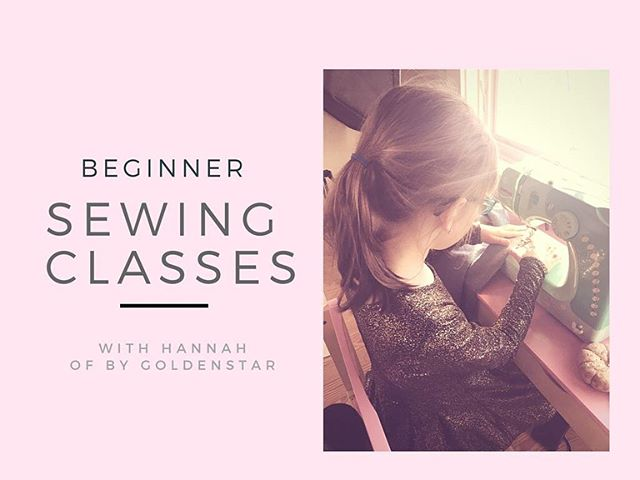 So excited by all the interest and questions about my sewing lessons! Here is some basic info on what I've set up. But please reach out with any questions, because these are private one-on-one sessions I can tailor (no pun intended!) to your child's needs. Also stay tuned for upcoming info on adult sewing classes! #bygoldenstar #sewinglessons #learntosew #kidscansew #mainesewing