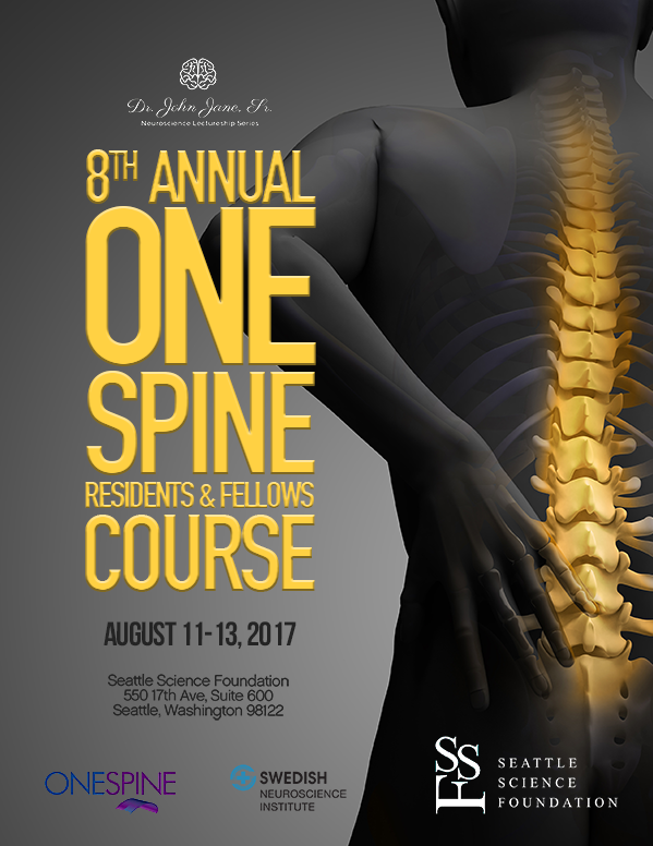 8th annual one spine fellows residents course seattle science
