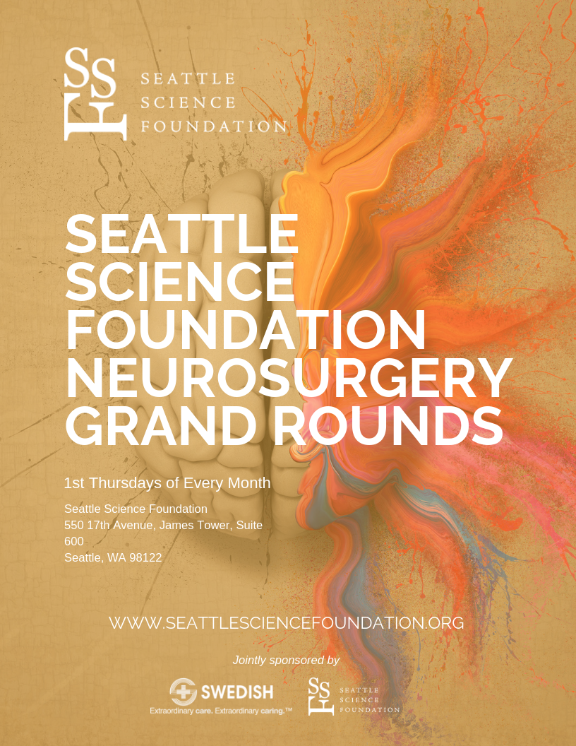 NEUROSURGERY GRAND ROUNDS  1st Thursday 7 - 8 a.m.