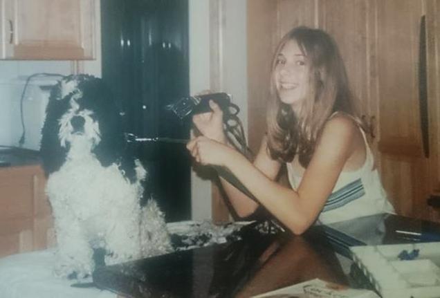 Stephanie age 13