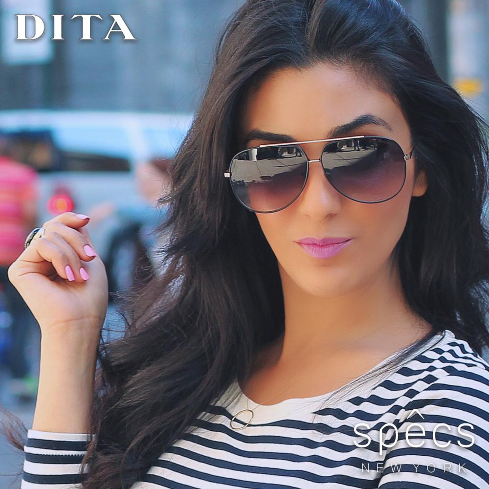 Nili Damari for DITA Eyewear