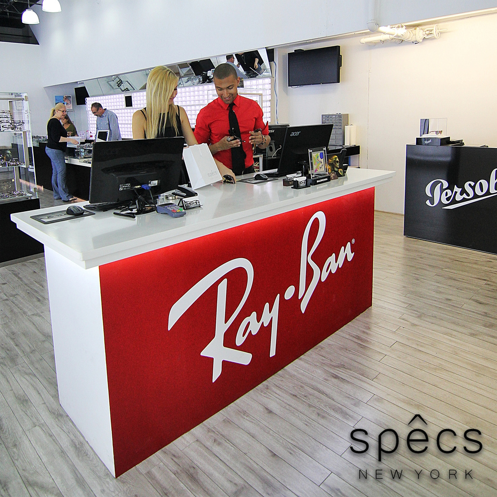 Specs New York x Ray Ban