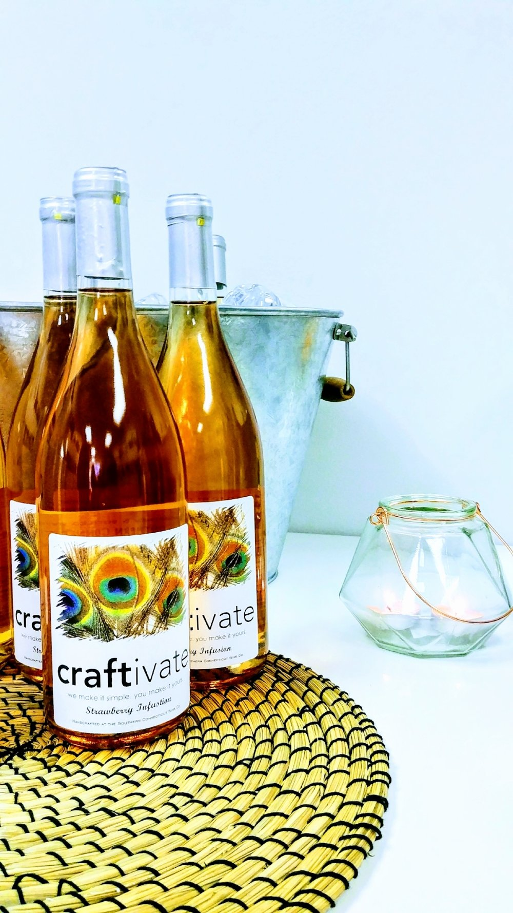 Craftivate wine