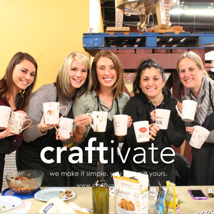 Past Events - This is the place to go if you are looking for images from an event you attended. It is also the place to go if you are wondering what a Craftivate event might look like. Take a peek at some of our fabulous events!