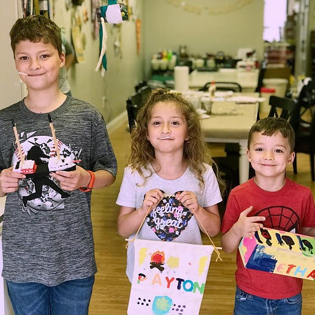 Don't wait until it's too late! Register your kids for Craftivate's Arts & Crafts Summer Camp today. Learn more by visiting our website and always feel free to contact us with any questions. #craftivatect #ctartcamp