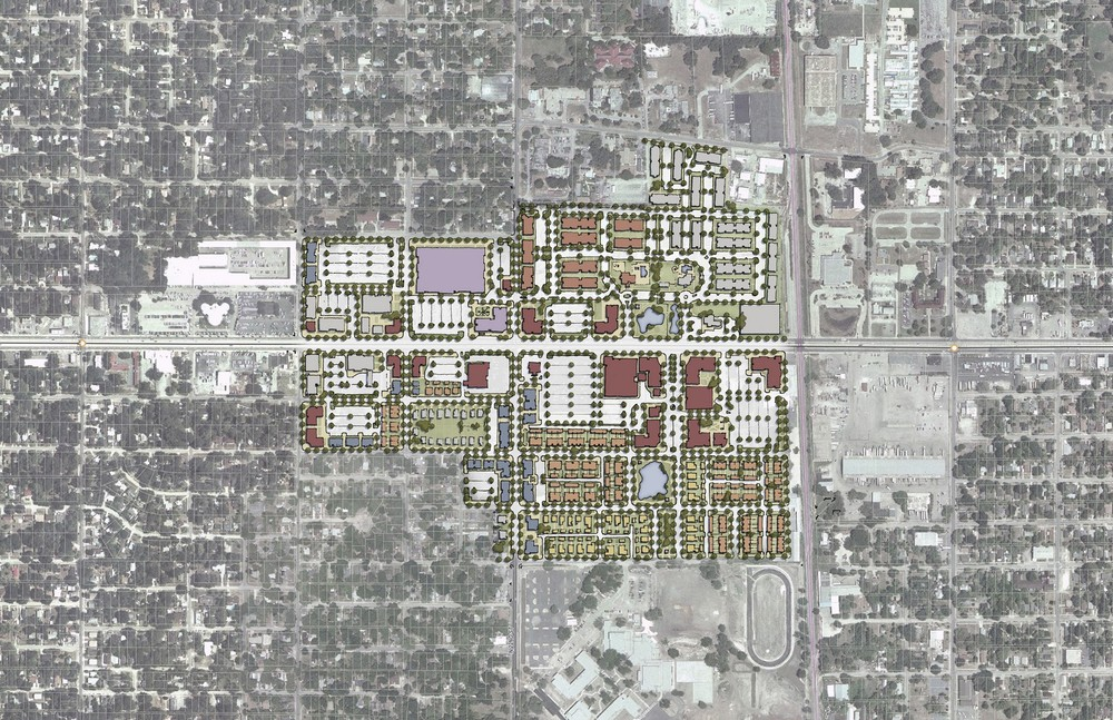 HART Station Area Planning.<BR>Tampa, FL