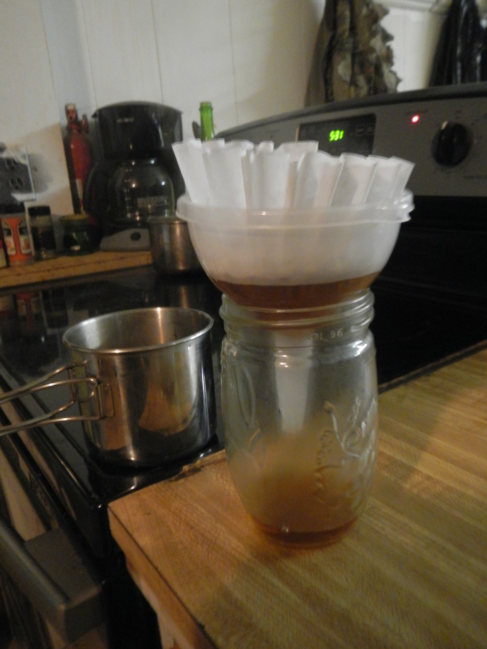 Your own homemade Maple Syrup.