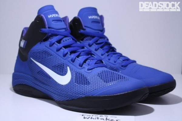 buy online ba522 4eb34 ... Nike Hyperfuse 2010 PE might be some soft evidence. Photo courtesy of  ForcesWhitaker