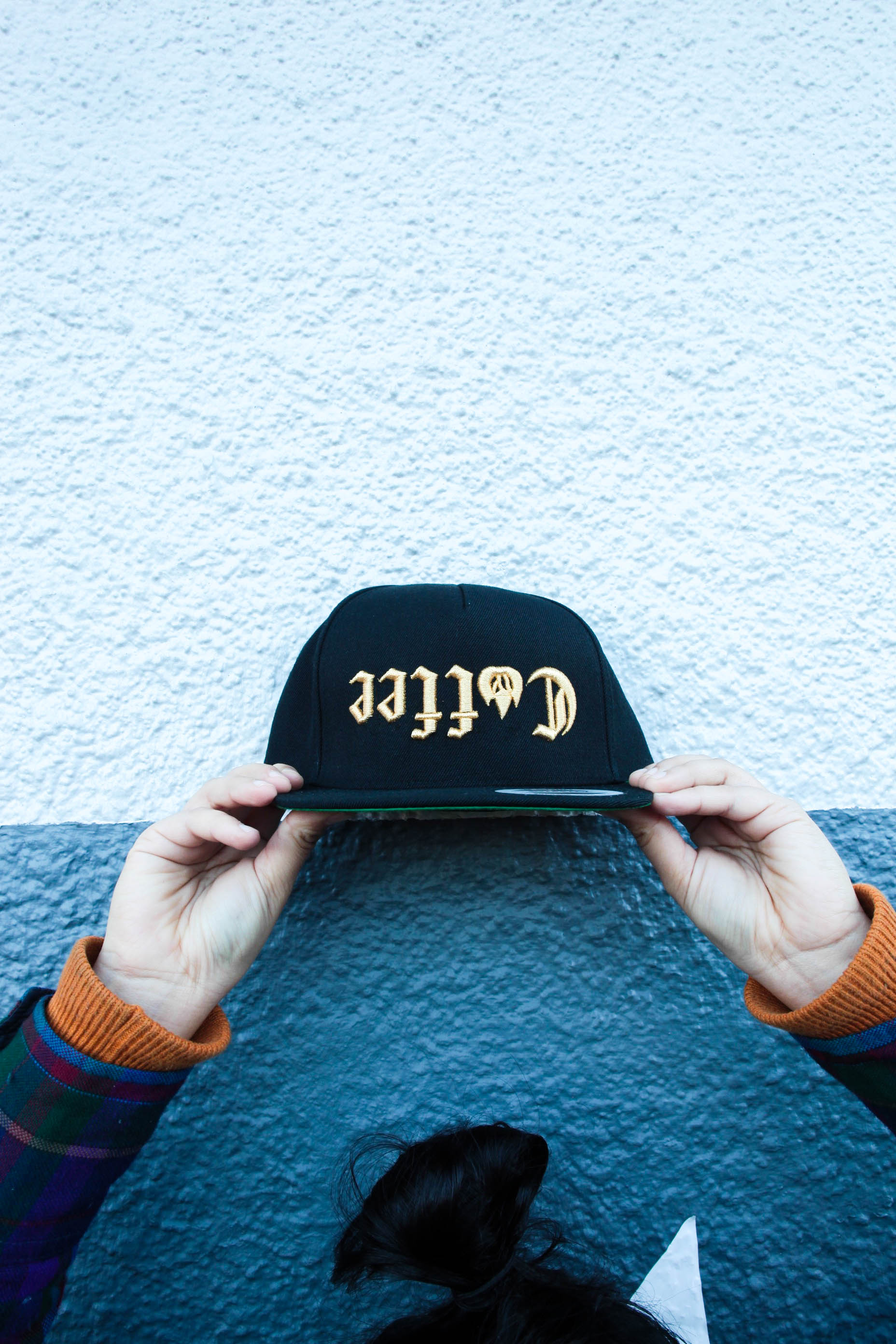 46c44ae5f5808 Deadstock Coffee Hat Gold Front.