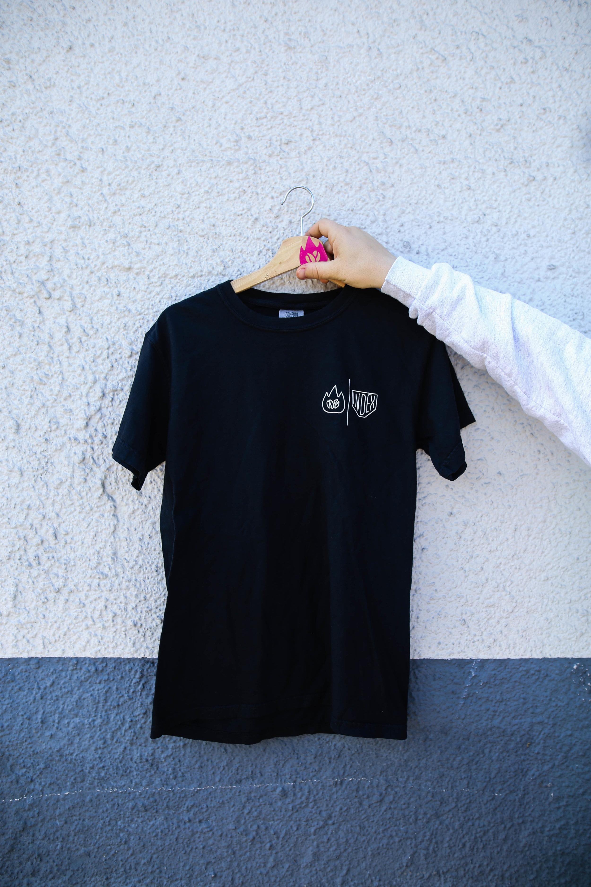 18e8d495ea652 Deadstock Index Shirt - Black