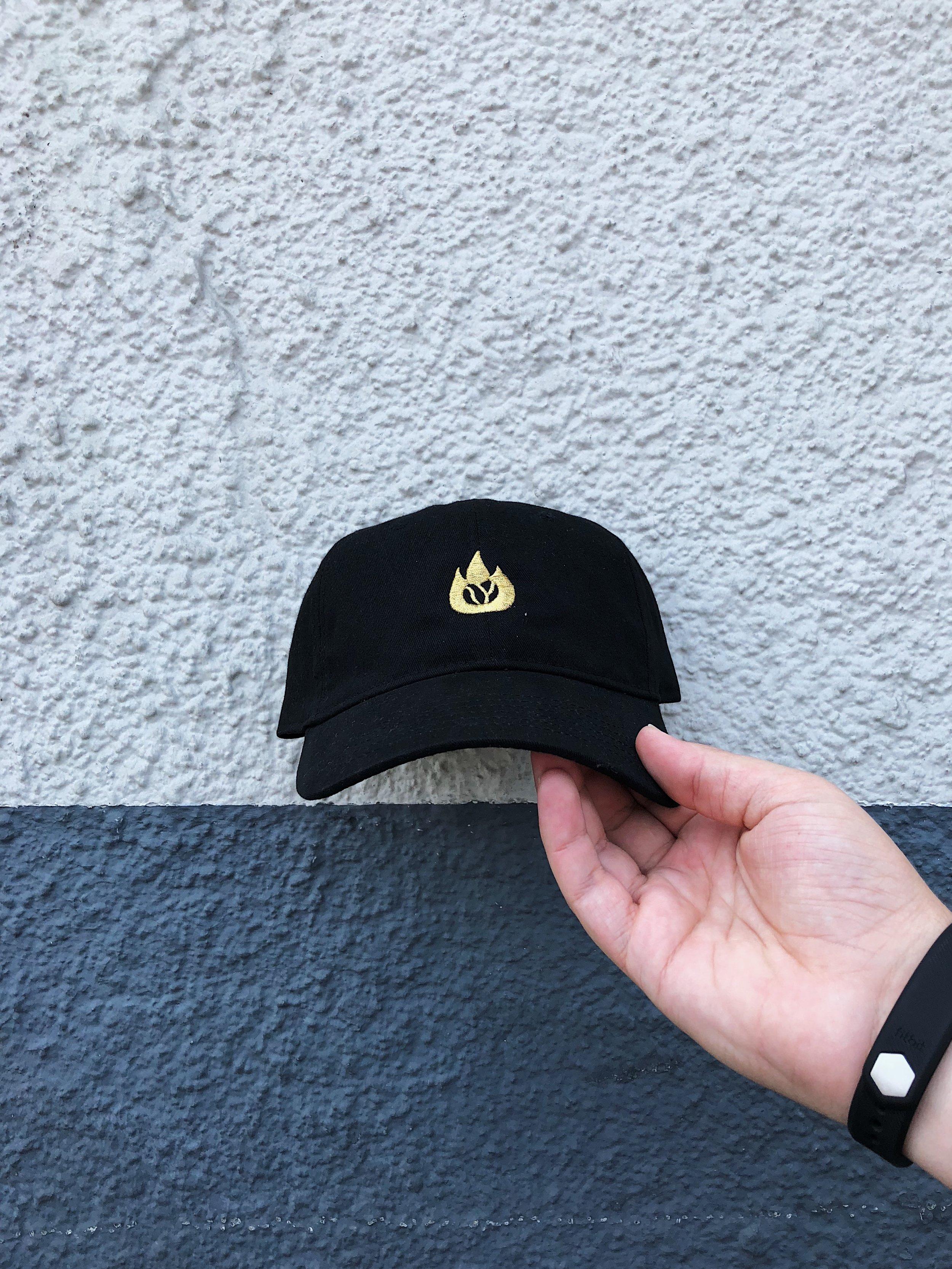 0b0da227bbfc7 Deadstock La Flame Hat - Gold — WELCOME TO DEADSTOCK