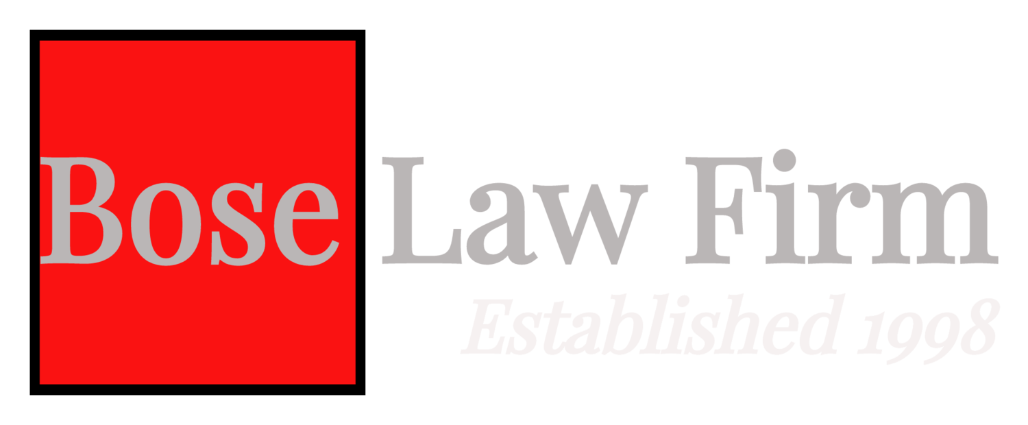 Bose Law Firm