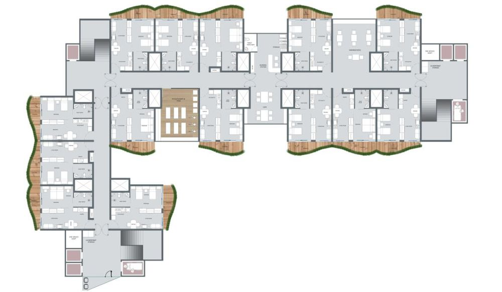 Design for old age home - House design plans