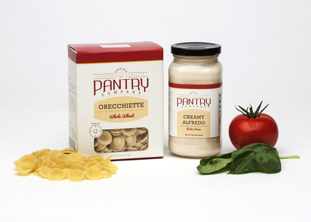 DESCRIPTION As a group, create a store line of products as well as private labels that would be in the same store. Pantry is one of the private labels that would accompany the AERO store line of products.