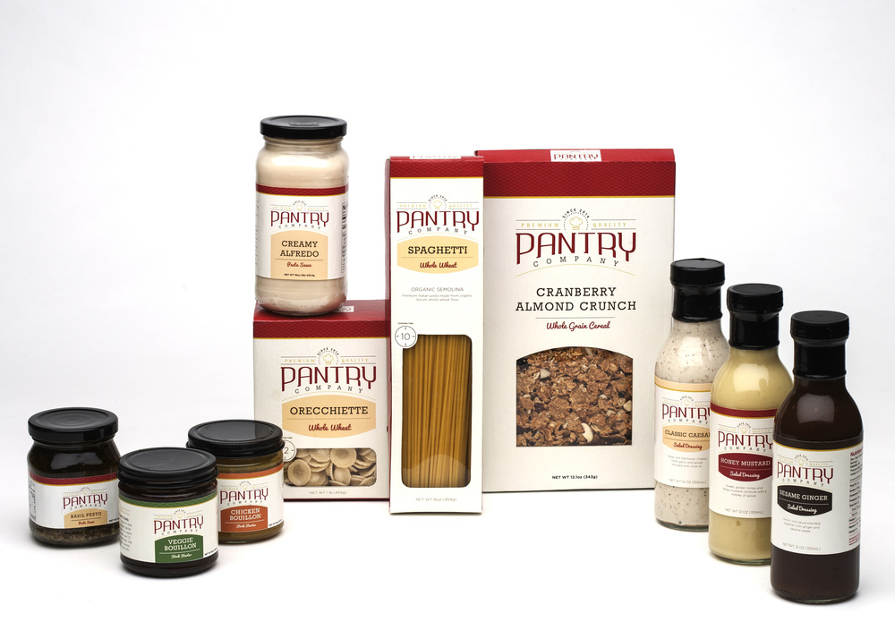 Pantry product line