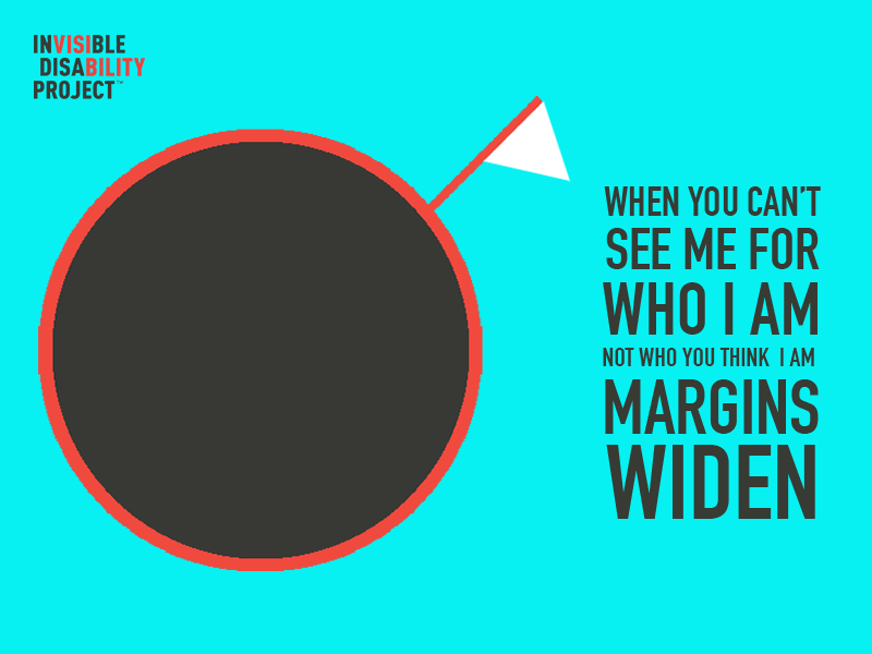 When you can't see me for who I am - not who you think I am - margins widen.