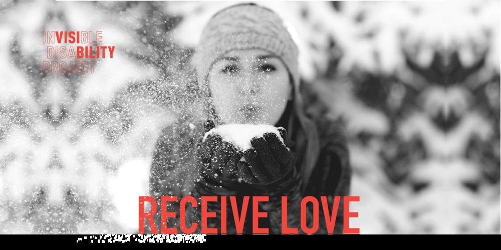 Receive Love