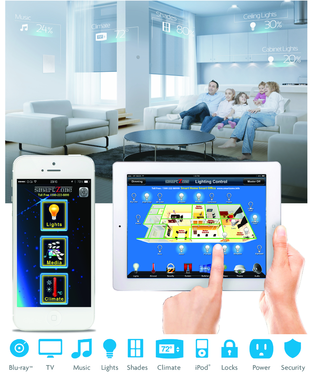 Control EVERYTHING With A Best Graphic Of Your Smart Home 3D Floor Plan  From Your Tablet Or Smartphone