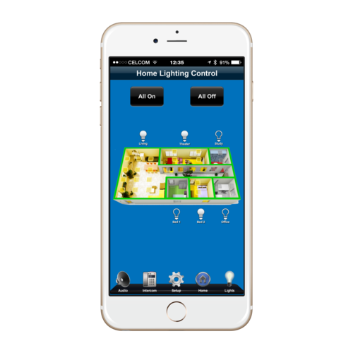 control lighting with iphone.  Lighting 4 Easy  Fully Automated Premise Management U003d ALL INTEGRATED INTO ONE APP  CONTROL SYSTEM For Control Lighting With Iphone E
